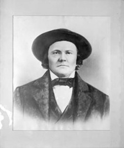 A young Kit Carson