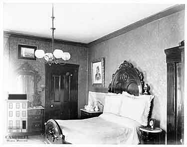 The Summer Bedroom in the Campbell House