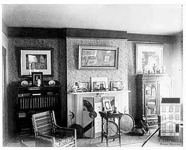 James Campbell's Sitting Room