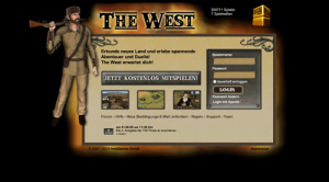 'The West' Online RPG