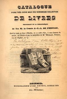 Cover of the Forstas Catalog