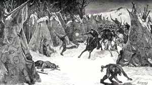 The Battle of the Washita