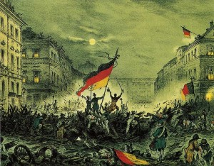 March Revolution - March 19, 1848 - Berlin