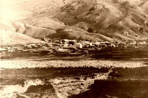Bannack, MT, late 1800s