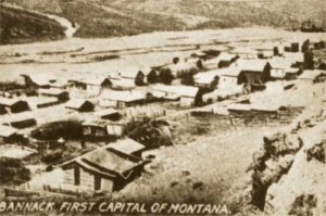 Bannack: First Capital of Montana