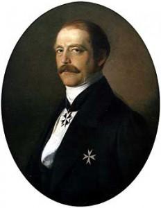 Otto von Bismarck as Prime Minister.