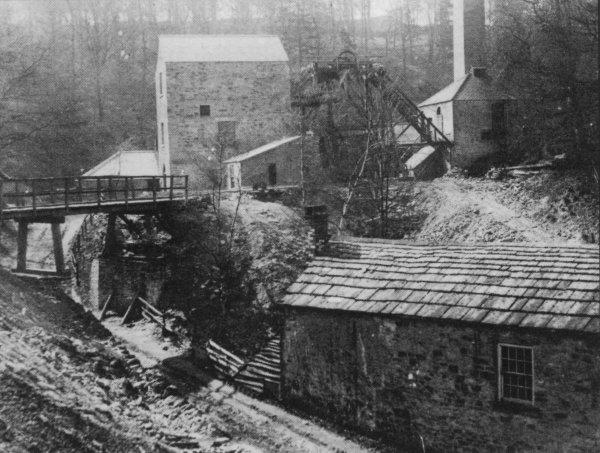 Healeyfield Mine