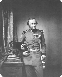 Former King Ludwig I ca. 1860