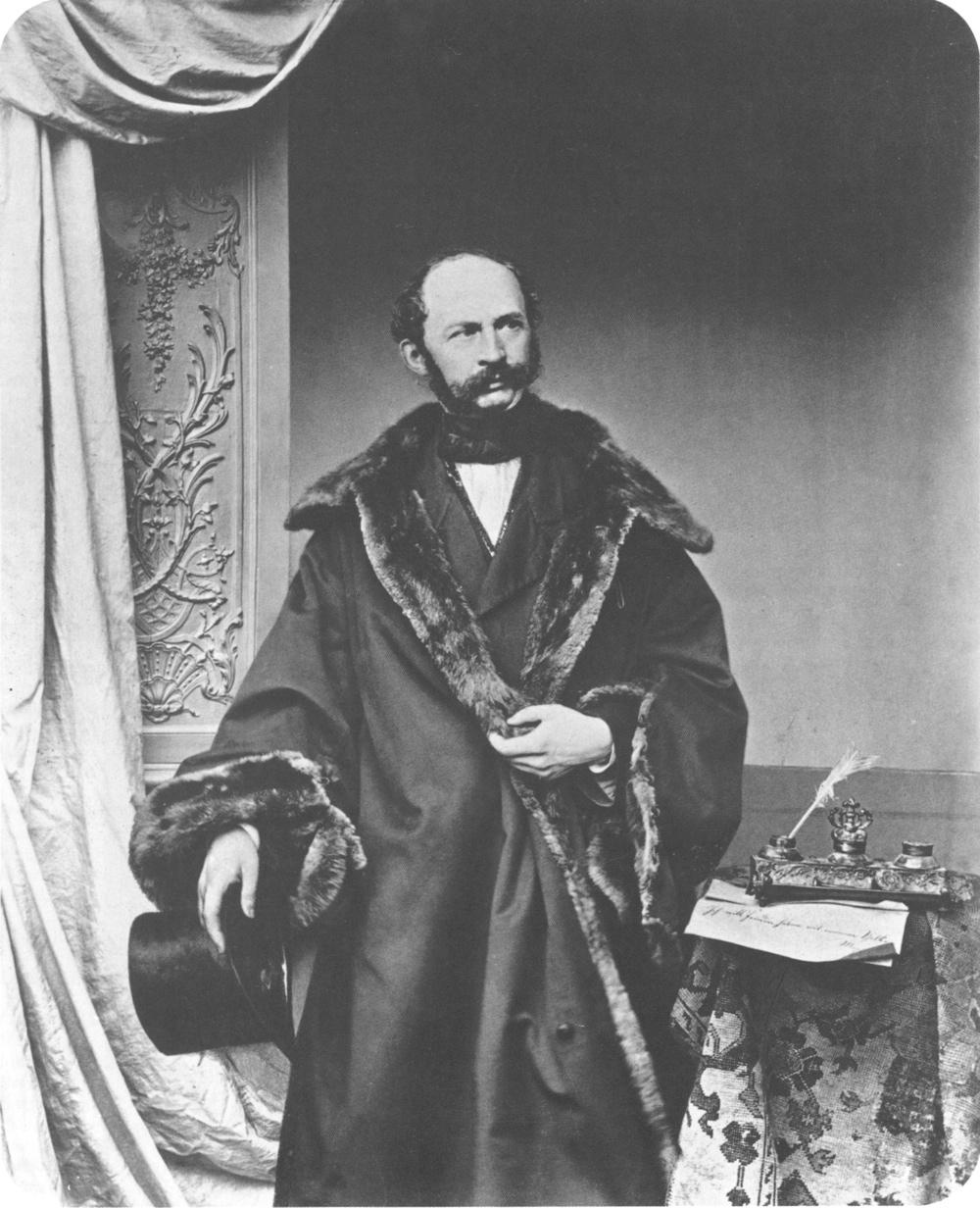King Maximilian II Joseph of Bavaria ca. 1860