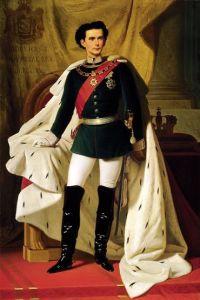 King Ludwig II of Bavaria