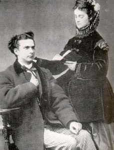 Ludwig II and Sophie of Bavaria