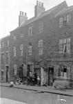 Victorian Terraced Housing in Sheffield, England