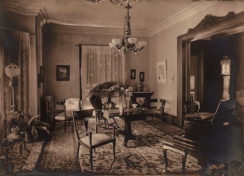Edwardian Interior