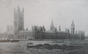 Houses of Parliament in the Nineteenth Century