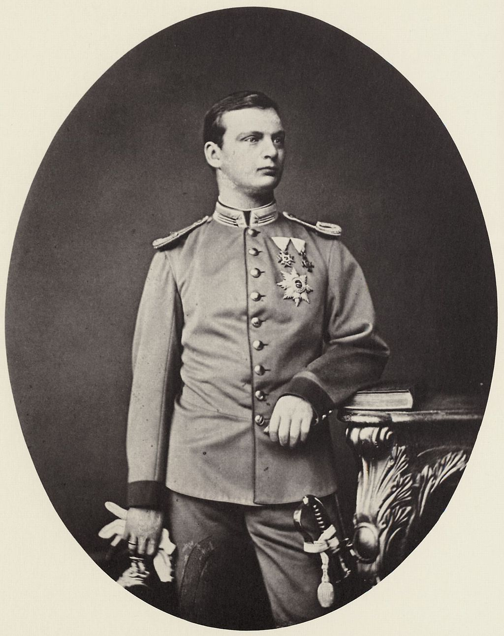 A Young Ludwig III