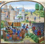 Jean Froissart's Chroniques, Richard II