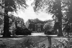 Huis Doorn in 1925